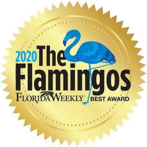 Florida Weekly 2020 The Flamingos Best Awards