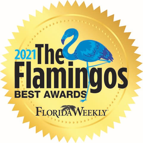 Florida Weekly 2021 The Flamingos Best Awards